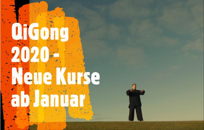 Qigong 2020 – Neue Kurse ab Januar